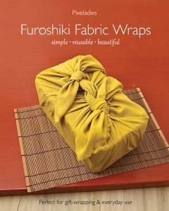 "Furoshiki means ""bath spread"""